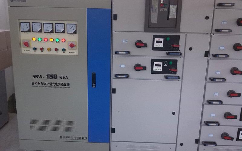 数控机床稳压器150kva