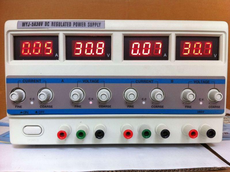 直流稳压电源 5A30V
