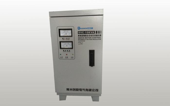 高精度全自动三相交流稳压器