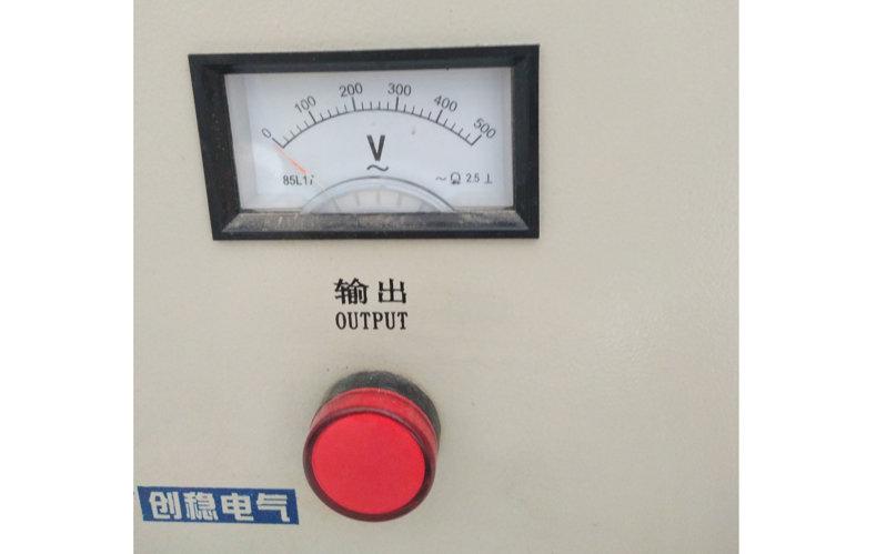 20KVA三相變壓器輸出顯示