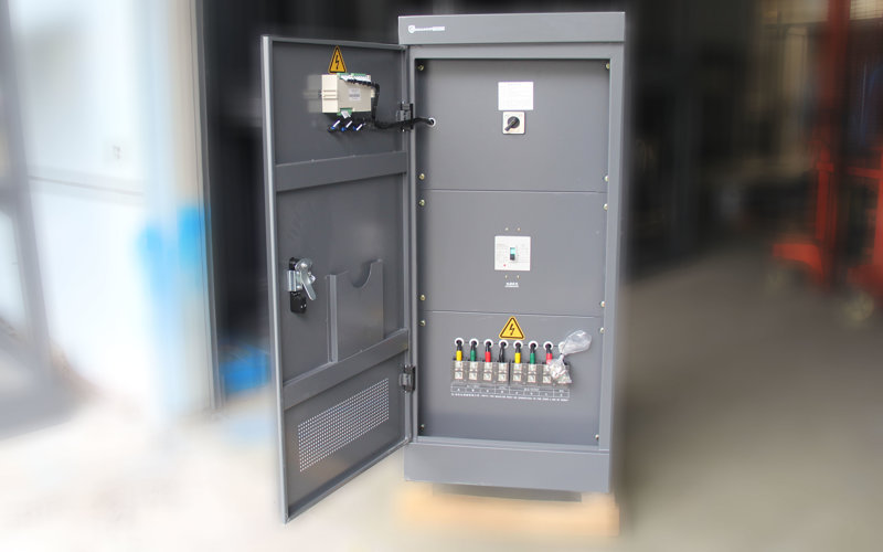 SBW大功率补偿式电力稳压器100kva内部图