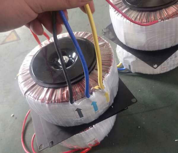 环形变压器200W,220V转24V环形变压器厂家