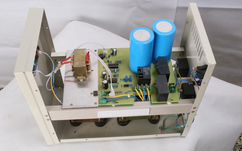 JJW2000VA净化交流稳压电源