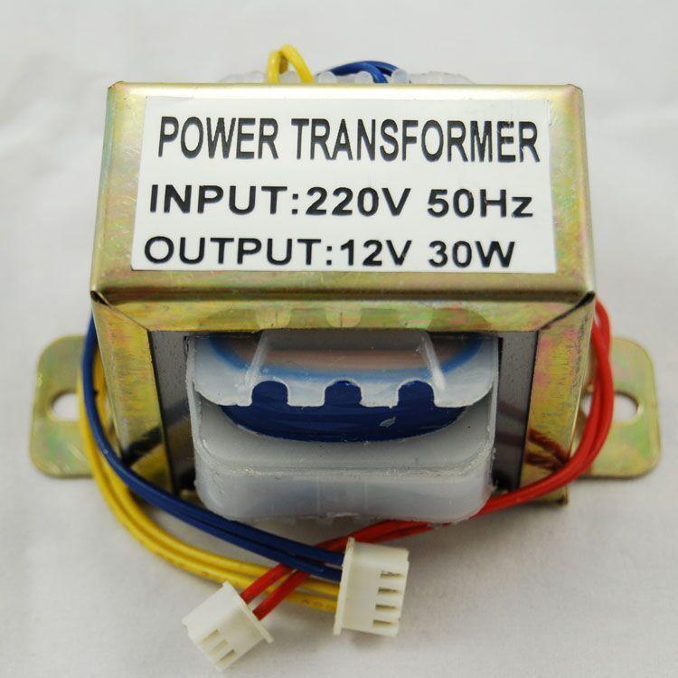 220v变12v变压器,30W12V电源变压器