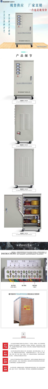 40高精度全自动交流稳压器4