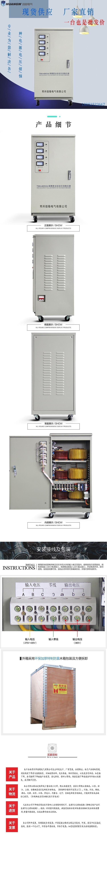 40高精度全自动交流稳压器2