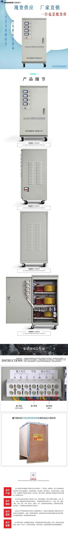 40高精度全自动交流稳压器7