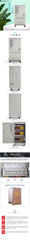 40高精度全自动交流稳压器10