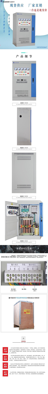 50-SBW大功率电力稳压器8