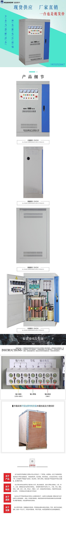 100-SBW大功率电力稳压器6
