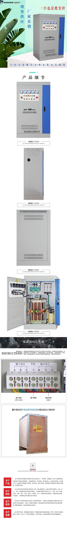 100-SBW大功率电力稳压器11
