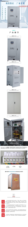 300-SBW大功率电力稳压器24
