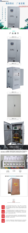 300-SBW大功率电力稳压器28