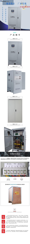 300-SBW大功率电力稳压器20