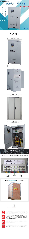 300-SBW大功率电力稳压器21