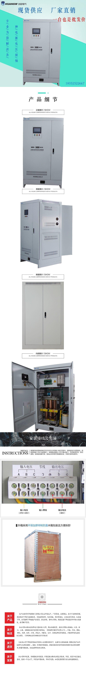 300-SBW大功率电力稳压器23